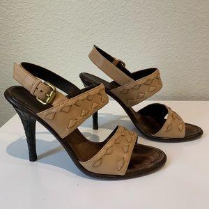 Bottega Veneta heel sandals